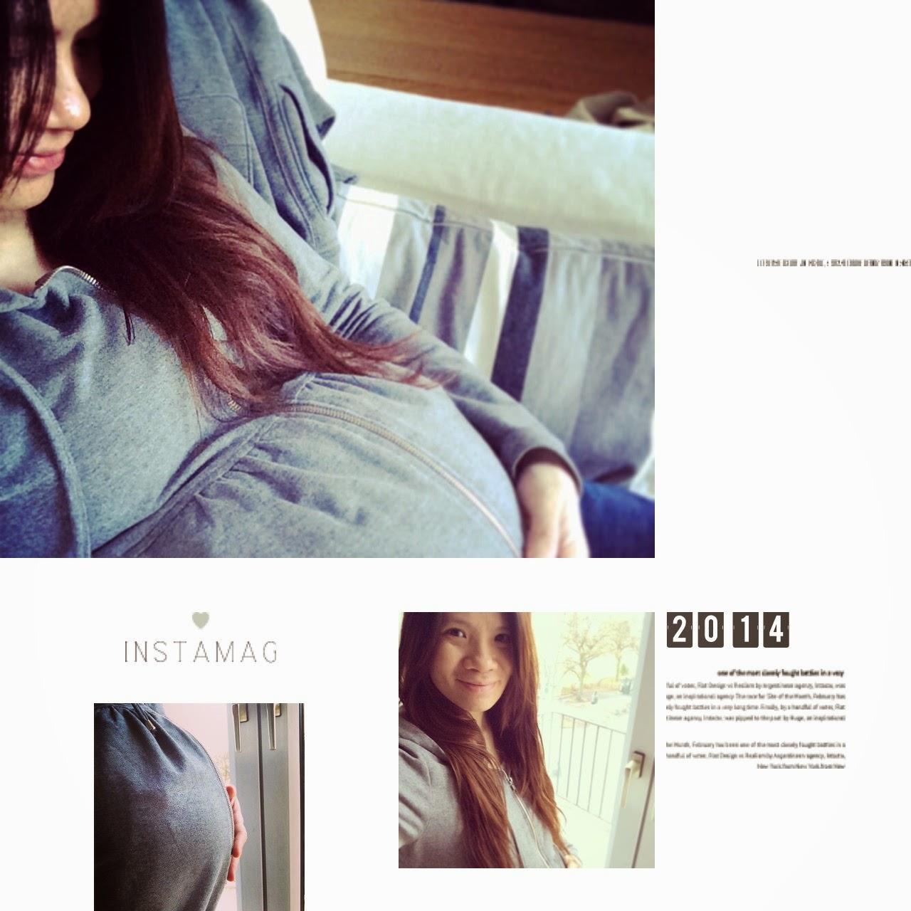 小搗蛋在德國 |懷孕八個月囉~瘋狂大採買、準備待產包、決定德國醫院囉!