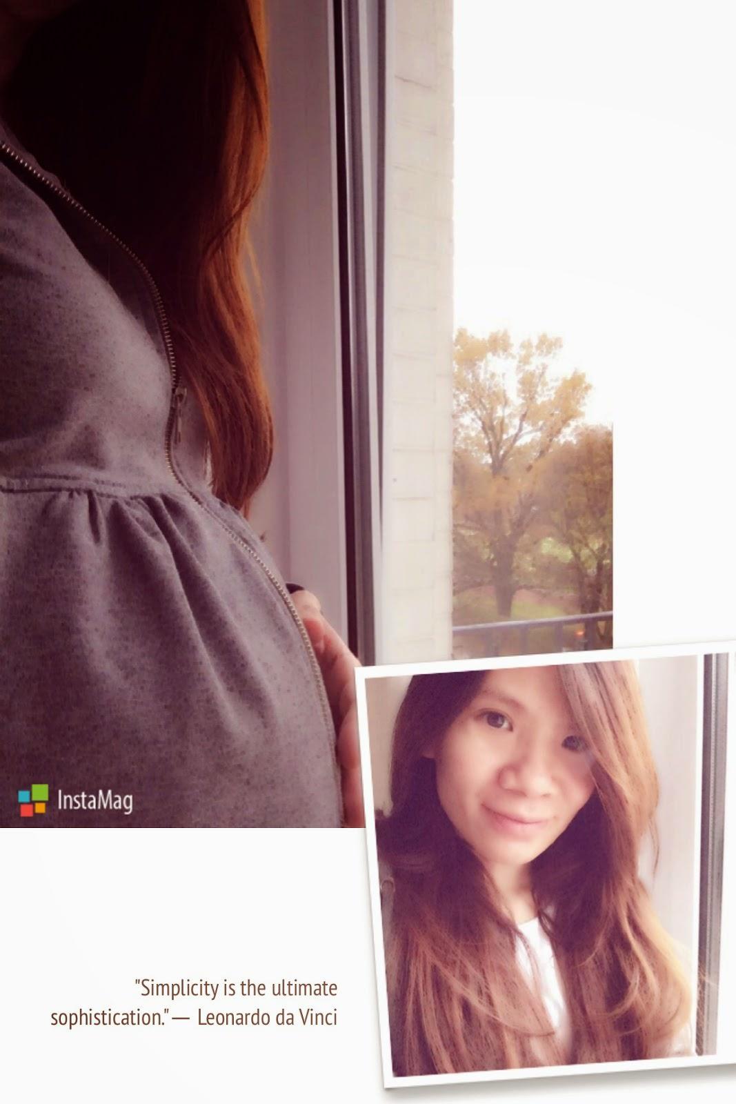 小搗蛋在德國 | 懷孕七個月囉~孕媽咪永無止境的擔心…