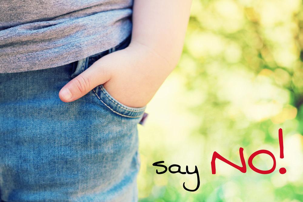 凱若媽咪|教孩子適切表達「我不要」!需要環境,也需要引導