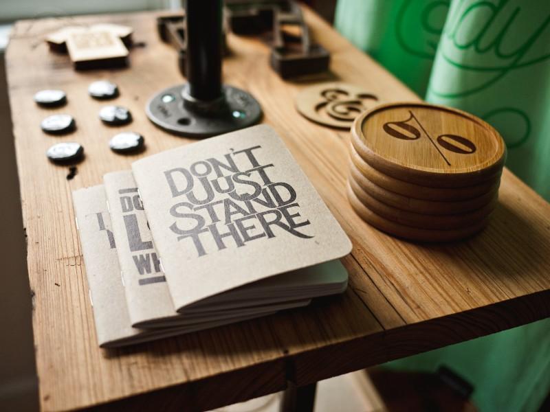 想過不一樣的生活,你得先「停止問,開始做」!